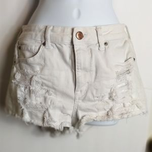 🤑 2/$25 American Eagle Distressed Denim shorts